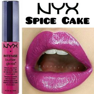 NYX Intense Butter Lip Gloss